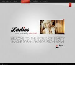 Ladies folio GalleryAdmin Flash