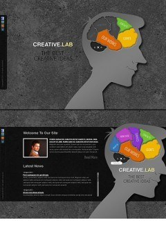 Creative Lab Easy flash template