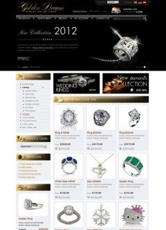 Jewerly store 2.3ver osCommerce