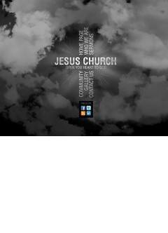 Christian Church Easy flash template