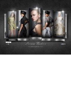 Fashion Company Easy flash template