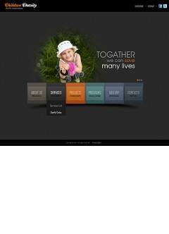 Charity HTML5 template