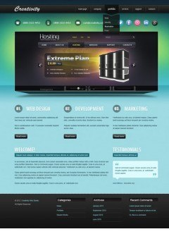 Design studio v2.5 Joomla template