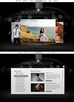 Personal HTML5 Gallery Admin