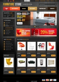 Furniture v2.3 osCommerce