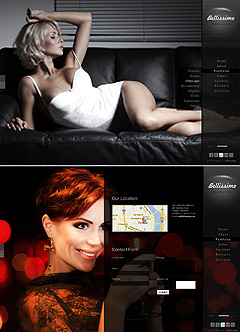 Bellissimo HTML5 Gallery Admin