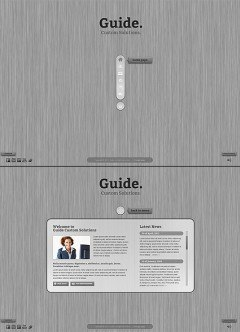 Business Guide HTML5 template