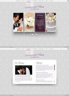 My Wedding HTML5 Gallery Admin