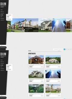 Realestate Agency HTML5 template